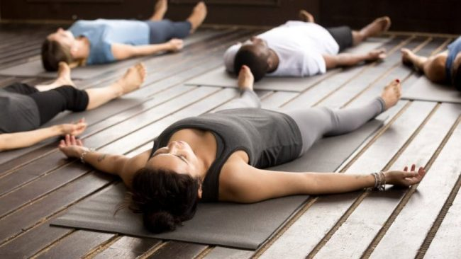 relaxation profonde yoga nidra